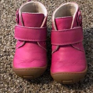 Pink toddler Ugg boots